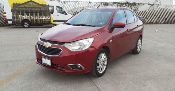 Chevrolet Aveo 4p Ltz L4/1.5 Aut 2018 Credito