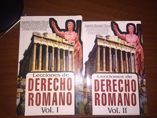 Libro De Derecho Romano