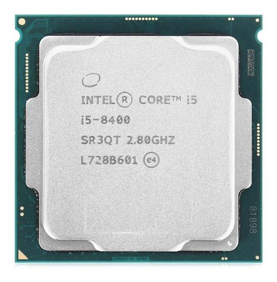Processador Intel Core i5-8400 6 núcleos 128 GB