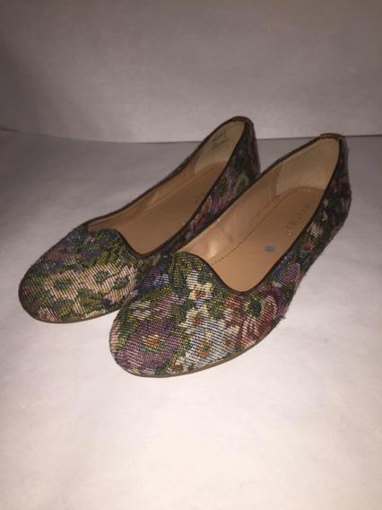 Zapato Westies Flores