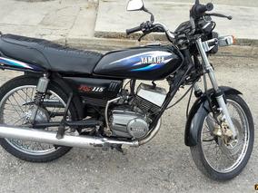 Yamaha Rx115 0 - 50 Cc