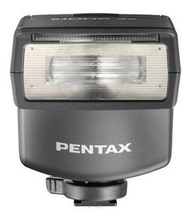 Pentax Af200fg Flash Electronic Con Caso