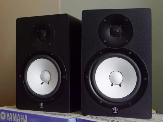 Monitores De Estudio Yamaha Hs 80 M