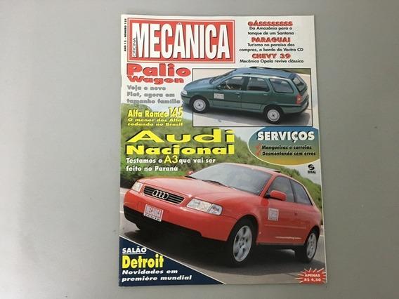 Revista Oficina Mecânica N.o 125 - Fevereiro 1997