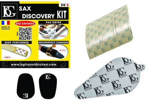 Imagen 1 de 6 de Kit Para Saxo Dk S - 3 En 1 - Discovery Bg Made In Francia