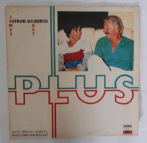 Lp Vinil - James Last, Astrud Gilberto - Plus