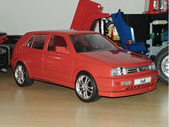 Miniatura Vw Golf 1995 1996 Gti Mk3 Escala 1/24