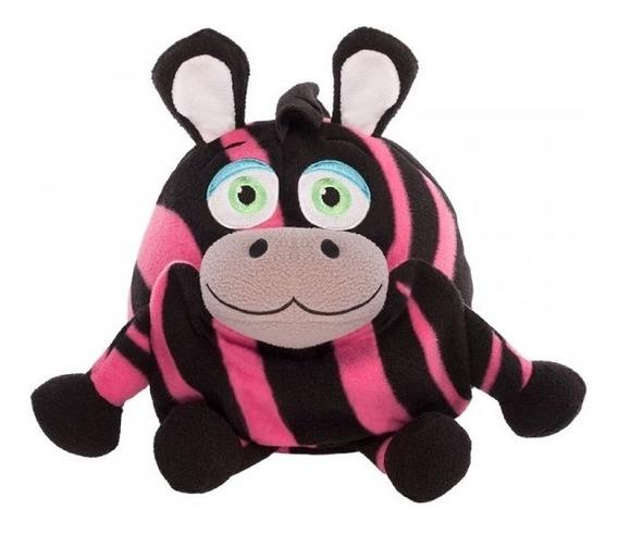Pijama Mameluco Zebra Se Convierte En Mono De Peluche