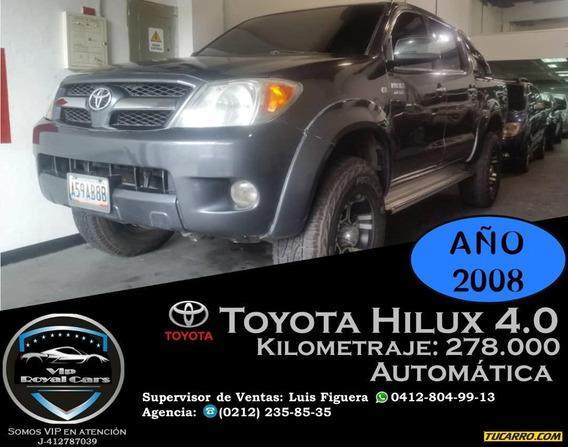 Toyota Hilux 4x4 V6 4.0