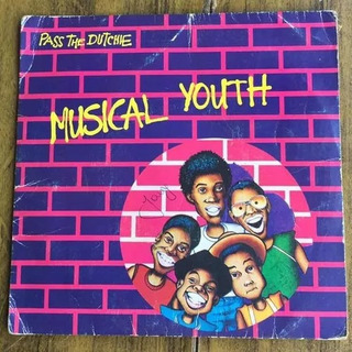 Lp Musical Youth Pass The Dutchie 1983 Compacto
