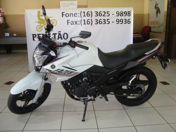 Yamaha Ys Fazer 250 Blueflex Branco 2015
