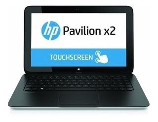 Laptop Hp Pavilion X2 11-h010nr De Pantalla Táctil Convertib