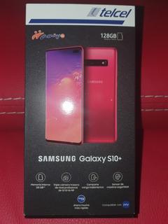 Celular Samsung Galaxy S10+ Rojo 128 Gb