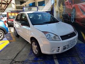 Ford Fiesta 1.6 First 5vel Aa Sedan Mt 2010 Recibo Tarjetas