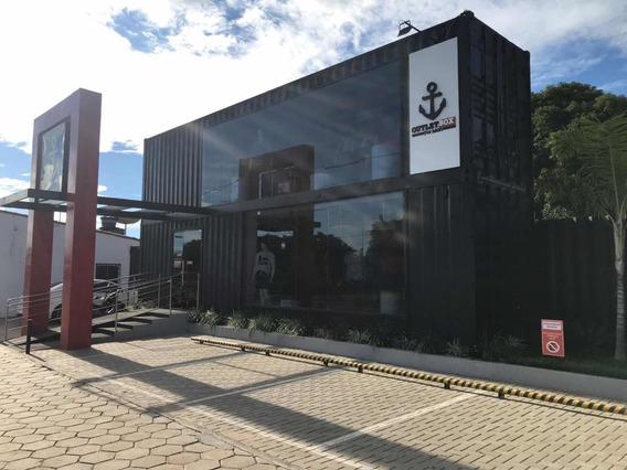 Loja Container Contêiner (boutique) Completa Padrão Luxo