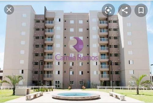 Imagem 1 de 17 de Apartamento Com 02 Dormitórios Sendo 01 Suíte À Venda Em Suzano/sp - Ap00971 - 69590161