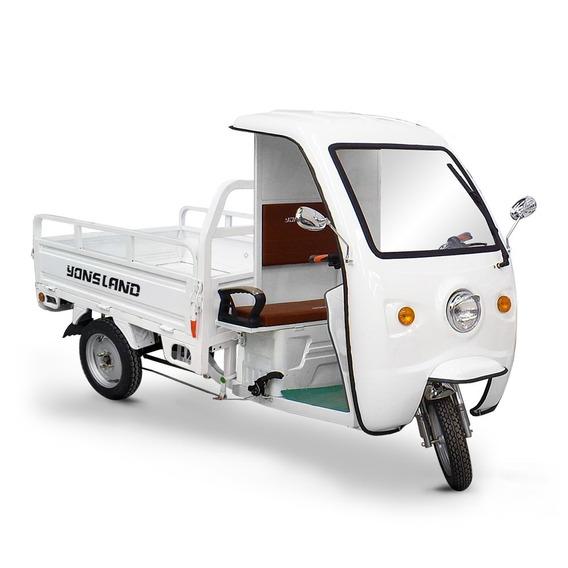 Motocarro Eléctrico Nuevo Tipo Pickup Para Carga H2 C/cabina