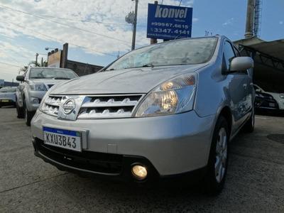 Nissan Livina Sl Automatica Financiamos 100% 1.8 S Flex 5p