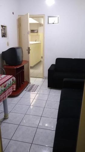 Kitnet À Venda, 26 M² Por R$ 125.000,00 - Tupi - Praia Grande/sp - Kn0088
