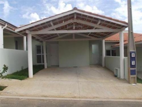 Imagem 1 de 1 de Casa À Venda, 2 Quartos, 2 Vagas, Caguaçu - Sorocaba/sp - 4966