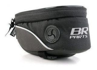 Bolsa De Quadro Acessórios Para Bike Br Parts Nylon