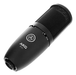 Micrófono Akg P120 Condenser Cardioide Multiproposito Cuotas