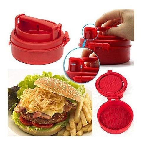 Stufz Stuffed Burger Press Hamburger Grill Bbq Patty Maker J