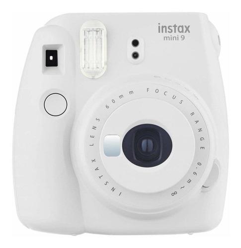 Câmera instantânea Fujifilm Instax Mini 9 smoky white