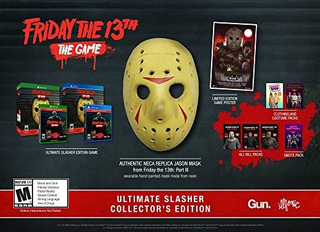 Friday The 13th: The Game Ultimate Slasher Collector