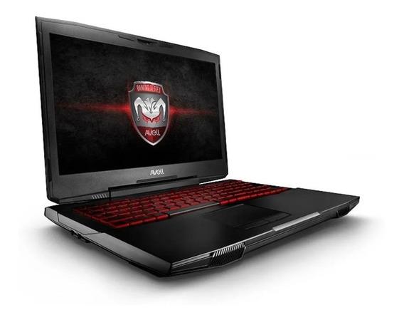 Notebook Avell Titanium G1555mx 16gb 15 Ips I7 7700hq Leia