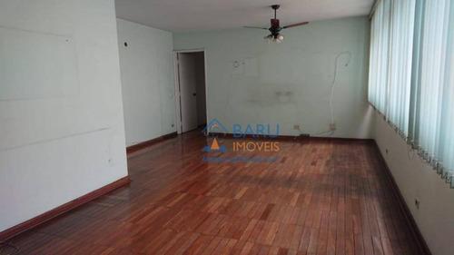 Imagem 1 de 29 de Apartamento Com 3 Dormitórios À Venda, 120 M² - Higienópolis - São Paulo/sp - Ap61866