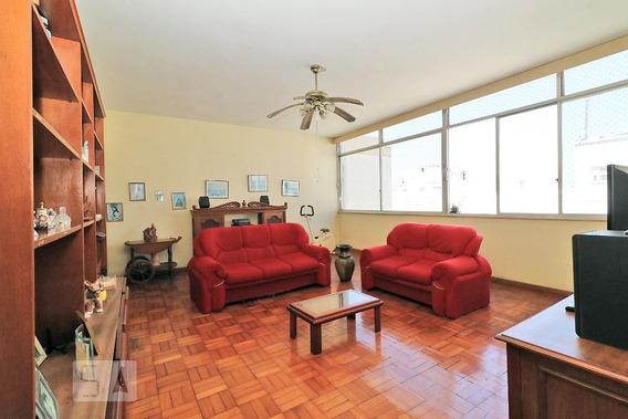 Apartamento No 7º Andar Mobiliado Com 4 Dormitórios E 1 Garagem - Id: 892957373 - 257373