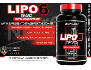 Lipo 6 Ultraconcentrado