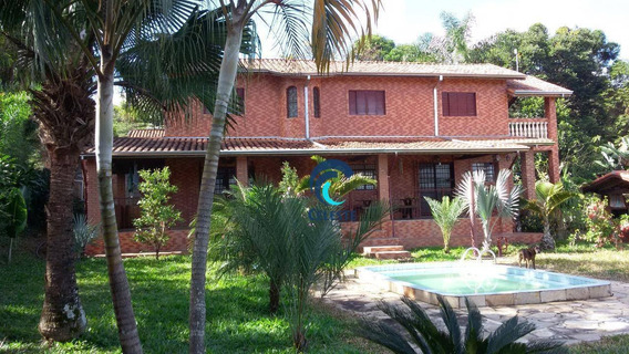 Chácara À Venda, 4000 M² Por R$ 790.000,00 - Capuava - São José Dos Campos/sp - Ch0034