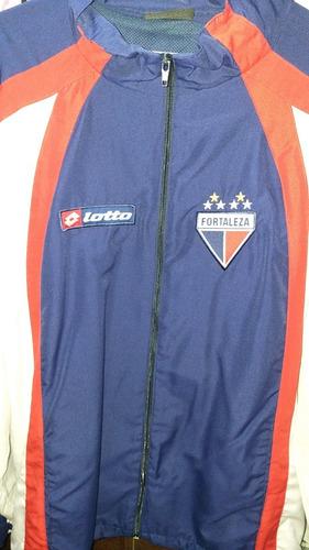 Conjunto Jaqueta+calça Lotto Fortaleza Esporte Clube