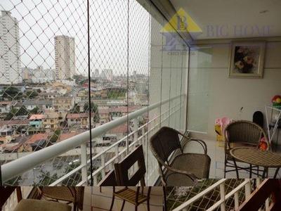Apartamento Residencial À Venda, Lauzane Paulista, São Paulo - Ap0803. - Ap0803