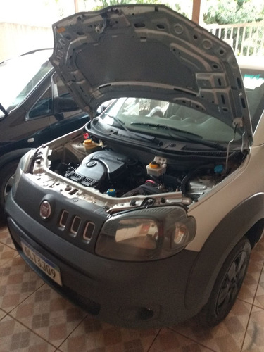 Fiat Uno 2012 1.0 Way Flex 5p