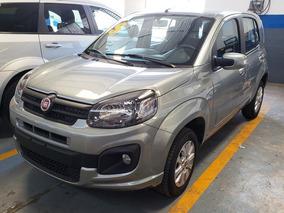 Reestrene Fiat Uno 1.4 Like Mt 2018 (demo) A Credito