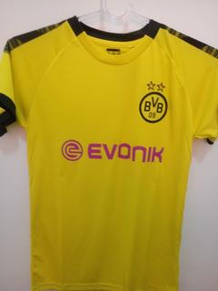 Camisa Infantil Borussia Dortmund - Times Futebol