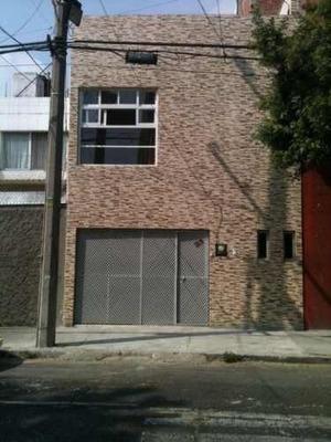 Renta Casa Sola Ideal Oficina En Nativitas