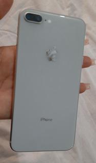 Celular iPhone 8 Plus 64 Giga Branco