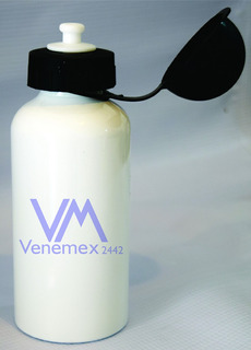10 Botella Aluminio Para Sublimar Sublimacion 400ml