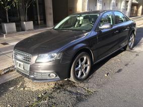 Audi A4 2011 Único Dueño 88.000 Km. Services En Audi. Cuero