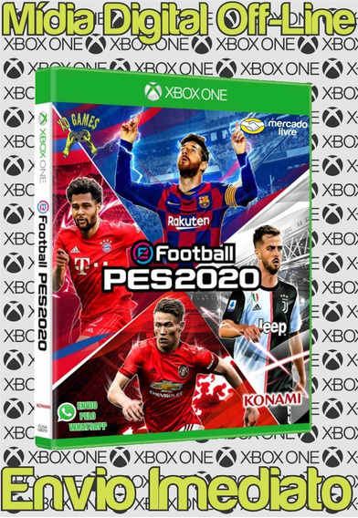 Pes 2020 Xbox One Digital Off-line