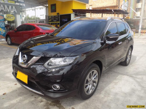 Nissan X-trail Exclusive 2.5 4x4 At