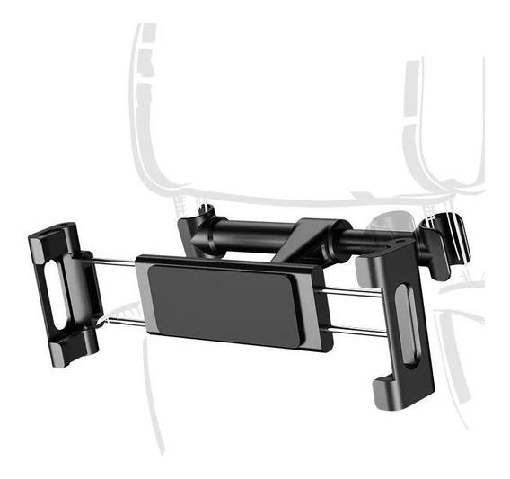 Suporte Veicular Para Tablet E Smartphone Baseus 360 Graus