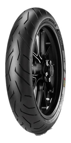 Pneu Moto Dianteiro 120/70zr17 (58w) Diablo Rosso Ii Pirelli