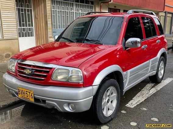 Chevrolet Grand Vitara 2.5 Mt 4x4