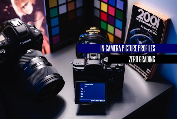 Eoshd Pro Color V4.0 Hdr For Sony A7 Iii And A7r Iii