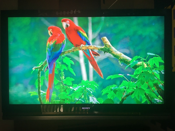 Tv Sony 52 Polegadas Full Hd - Nota Fiscal E Garantia